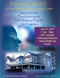 Psychic Night 2017 Fundraiser Event